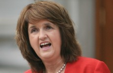 Joan Burton thinks Irish politicians need to be like the Girl Guides