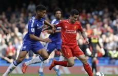 Liverpool's top four race run despite draw at home of the Champions
