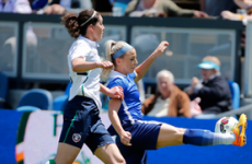 Unfortunate lapse of concentration costs Ireland as they suffer defeat in California
