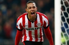 Depay: Van Gaal call changed my mind
