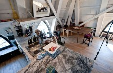 Fancy an apartment at the top of the Smith Tower?
