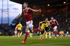 Joy for Ireland's Rodgers as Swindon reach League One playoff final after 10-goal thriller