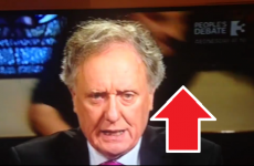 Here's that Vincent Browne faceplant everyone's talking about