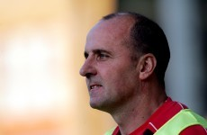 A former League of Ireland boss has taken over as manager of Portsmouth