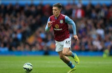 Do you think Jack Grealish will ever play for Ireland?