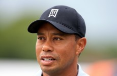 Tiger Woods writes letter to bullied boy who stutters