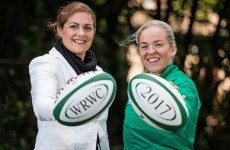 Ireland Women still calling on newcomers to rugby with a World Cup in view