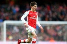 You might be surprised by who Arsenal's fastest player is