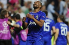 Evra warns Suarez: I'll shake your hand, but you'll feel my presence!