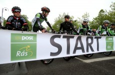 Irish riders past and present share (painful) memories of their debut Rás