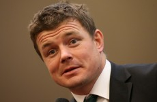 BOD on board as ambassador for Ireland's 2023 World Cup bid