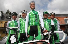 An Post rider Connor Dunne on his hopes for the 2015 Rás