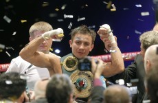 Gennady Golovkin is aiming for 20 knockouts in a row this weekend