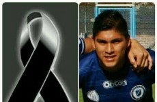 Young Argentinian footballer dies after colliding with concrete wall during match