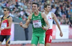 Waterford man Barr produced a storming run at a prestigious event in Qatar