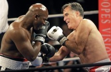 Mitt 'Stormin' Mormon' Romney suffered (another) painful defeat last-night