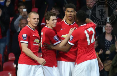 The Old Trafford trophy cabinet won't be empty for a second straight season after all