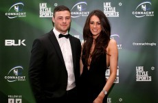 Robbie Henshaw can't stop winning Player of the Year awards
