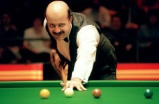 'I couldn't see a way out. My intention was to end my life', says former snooker champion