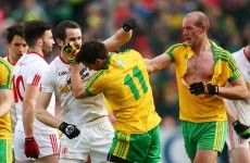 16 wins in their last 17 Ulster games now for Donegal after victory over Tyrone in tense clash