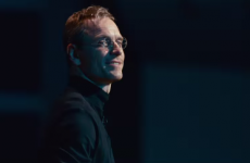 The 'Steve Jobs' trailer is out, and yes, Michael Fassbender is in the famous black turtleneck