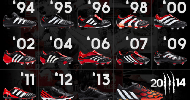 End of an era! Adidas are binning Predator boots 21 years on