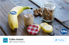 Fyffes threw some serious shade at Cadbury over on Twitter
