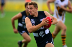 Cork's Ciaran Sheehan could miss the rest of the Aussie Rules season with Carlton