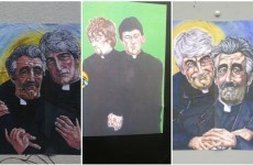 Mysterious Father Ted 'Vote Yes' murals are appearing around Dublin