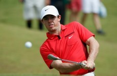 The world's number one golfer is lending a helping hand to Kerry GAA