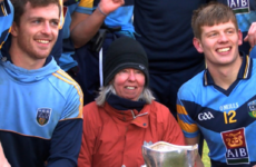 'l had to nearly hold back tears before the game' - Heslin pays tribute to UCD great Billings