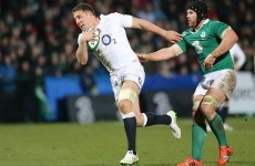 No Armitage or Abendanon but Burgess makes England's World Cup squad