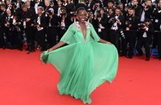 Cannes 'turned away' an amputee who wasn't wearing high heels on the red carpet