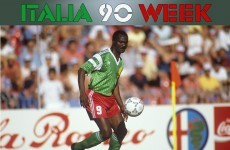The cult World Cup teams we loved: Cameroon 1990