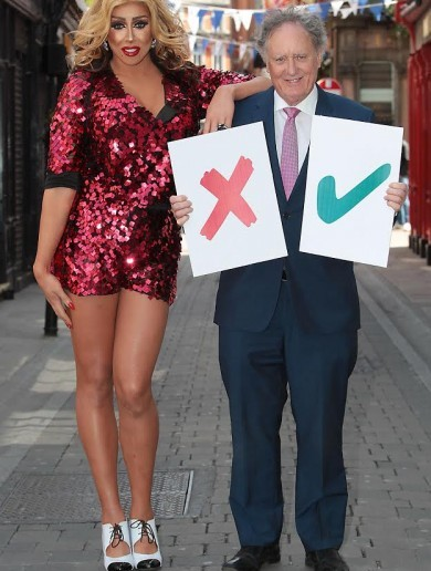 Vincent Browne will be anchoring the referendum count from The George