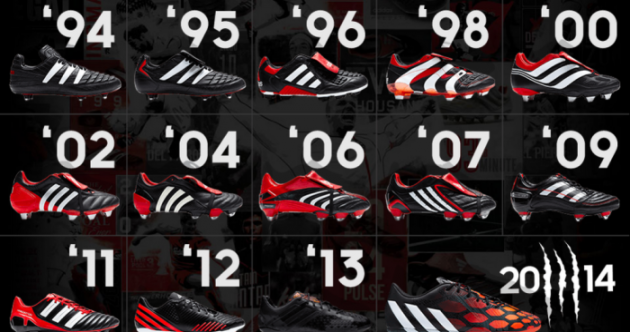 Predators helped turn football boots into a multi-billion market - so why kill the classics?