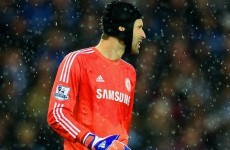United should sign Cech if De Gea leaves - Scholes