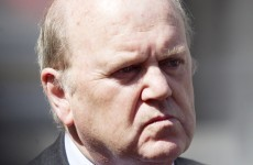 Michael Noonan warns banks: Cut your interest rates or else...