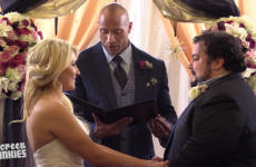 The Rock surprised a fan by officiating his wedding, remains a legend
