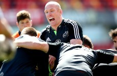 Thanks Paulie and more talking points as Munster take on Ospreys