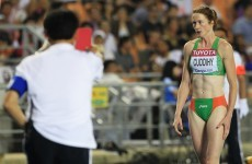 Daegu days: False start rule ends Cuddihy's challenge