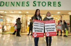 Dunnes Stores workers in Gorey are planning on going to work this weekend