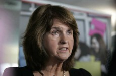 How much has Joan Burton's department spent on consultants?