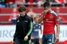 Foley with concerns over Murray, O'Mahony and Zebo for Pro12 final