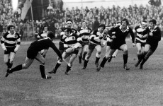 10 of the most memorable moments in the Barbarians' history