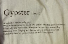 Urban Outfitters is under fire for this controversial 'Gypster' t-shirt