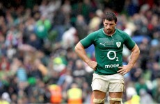 A new low: Ireland slump to eighth in IRB rankings