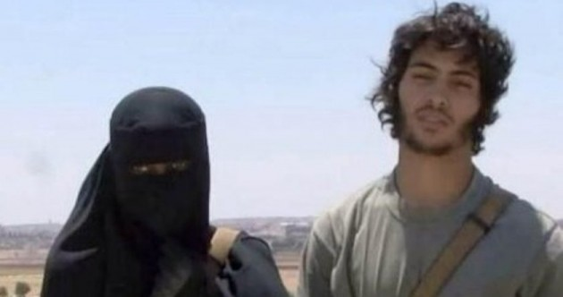 What happens when an Isis fighter gets married? They go on honeymoon...
