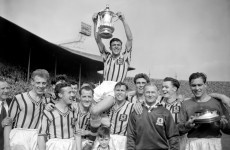 Aston Villa's hero in their last FA Cup win against the Busby Babes was also the villain