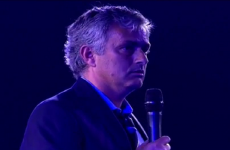 Mourinho pokes fun at his rivals with 'fiction story' during Chelsea's awards night
